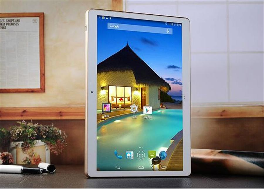 10.1 inch MTK6572 Dual Core 1.5Ghz Android 5 WCDMA 3G Phone Call tablet pc GPS bluetooth Wifi Dual Camera 4GB 64GB DHL FREE