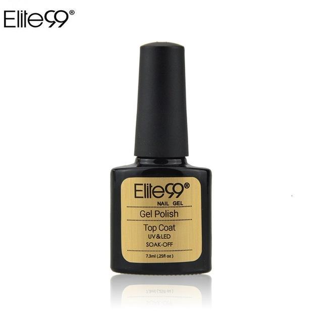 Wholesale Elite99 7.3ml UV Topcoat Top Coat Seal Glue Acrylic Nail ...