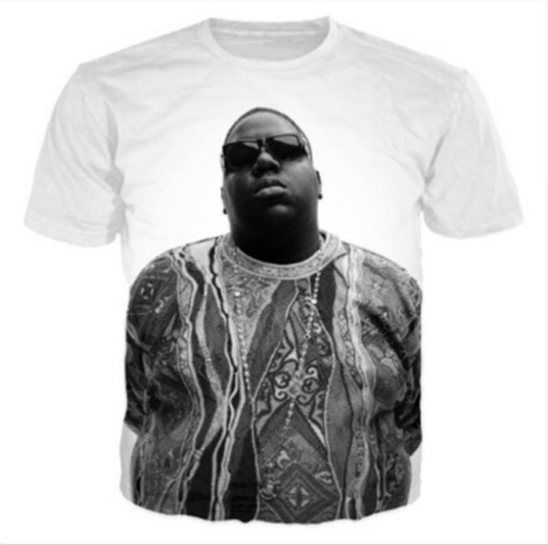cbd2f9d8d New Fashion Womens/Mens Tupac Shakur 2Pac/Biggie Smalls Funny 3D Print T  Shirt US09 Business Tee Shirts Printing Coolest T Shirts Online From  Fjb272211689, ...