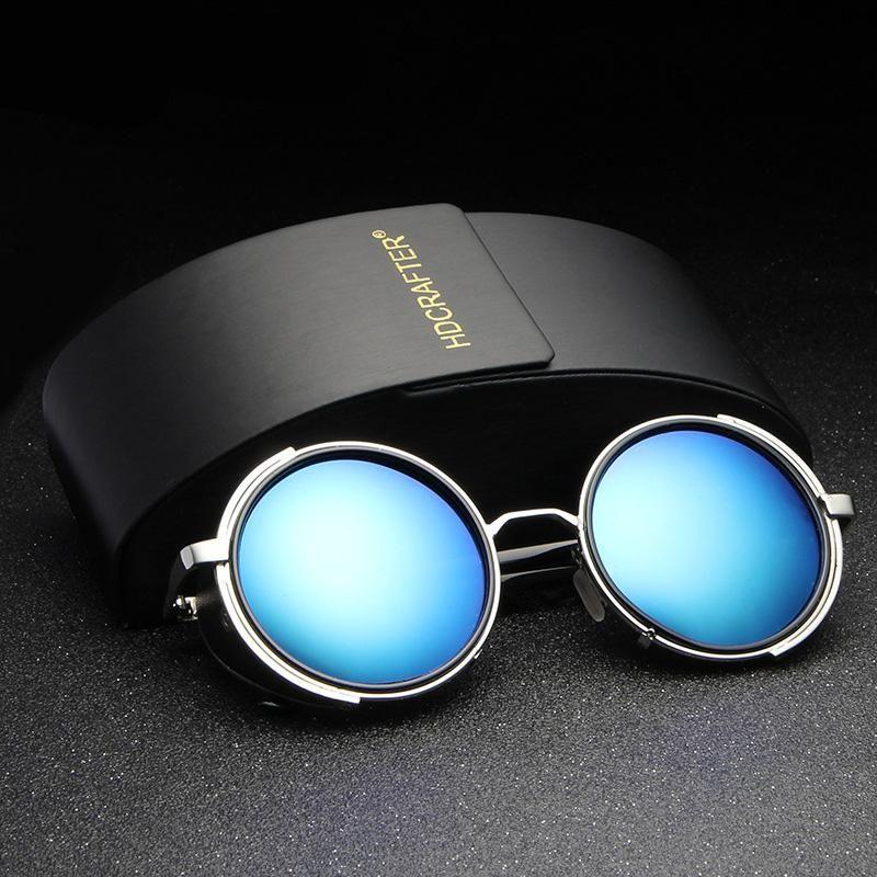 New Brand Designer Sunglasses For Men Women With Metal Frame Brands ...