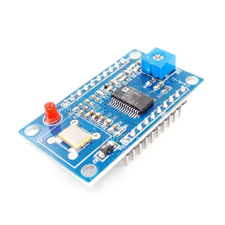 0-40MHz AD9850 DDS Signal Generator Module 2 Sine Wave And 2 Square wave