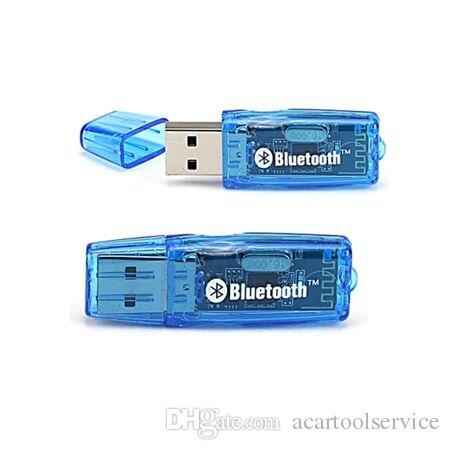 2pc Bluetooth USB Dongle wireless Bluetooth Dongle adapter for vas 5054a  vag odis vas pc bluetooth adapter Free Shipping