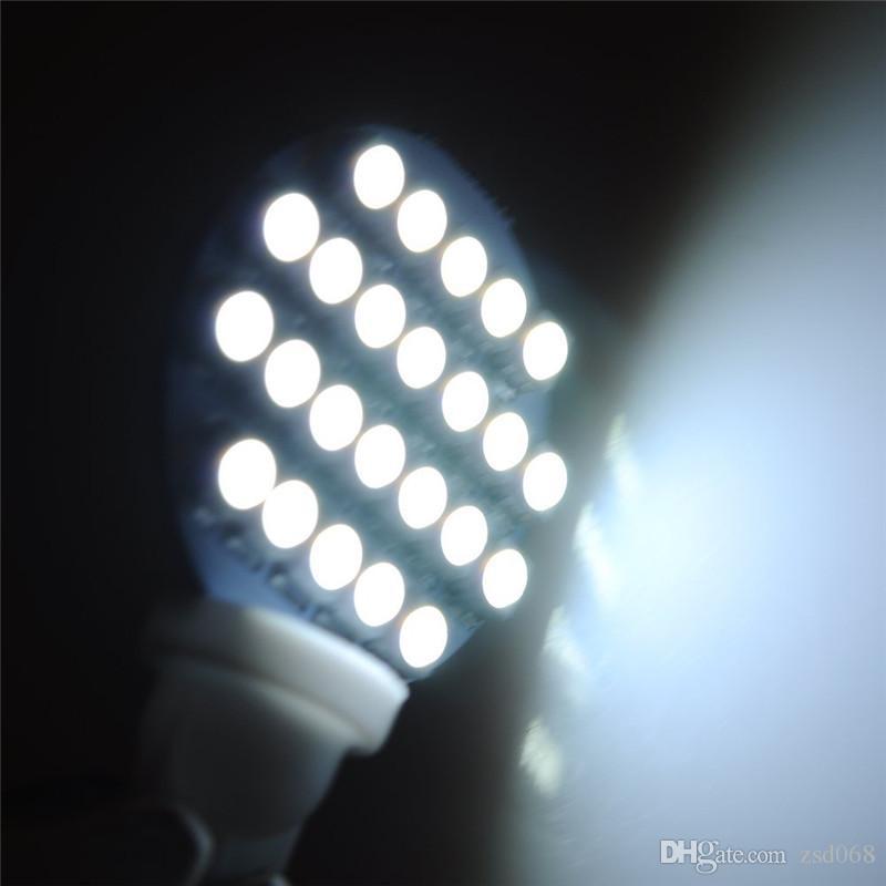 سيارة إسفين T10 24 SMD LED 194 921 W5W 1210 147 168 192 RV ضوء مصباح لمبات الأبيض سعر الجملة 12V DC