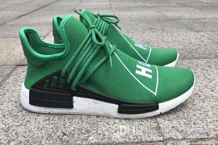Pharrell Reveals N*E*R*D and Adidas NMD Hu Sneaker Frifelt El
