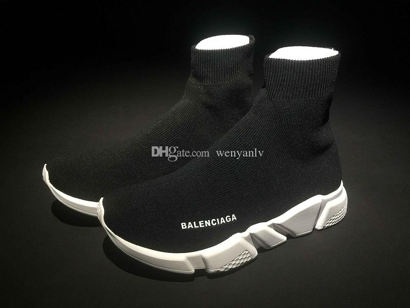 balenciaga sock shoes 2018