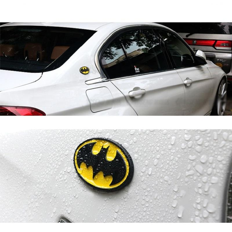 Best 3d metal bats car stickers metal car logo badge badge last batman logo stickers decals motorcycle styling decals car styling under 1 5 dhgate com