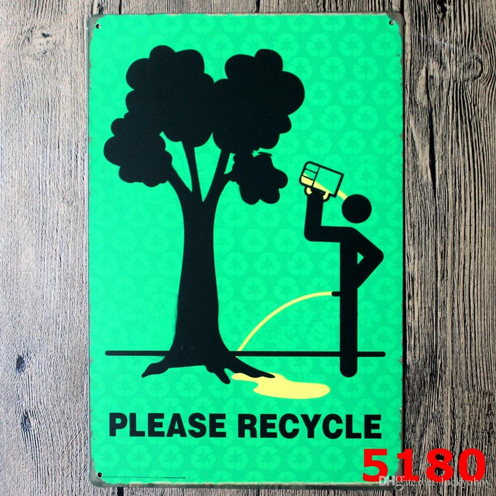NO Smoking No PHOTOGRAPHY Metal Poster Wall Decor Bar Home Vintage Craft Gift Art 20x30cm Iron painting Tin PosterMixed designs