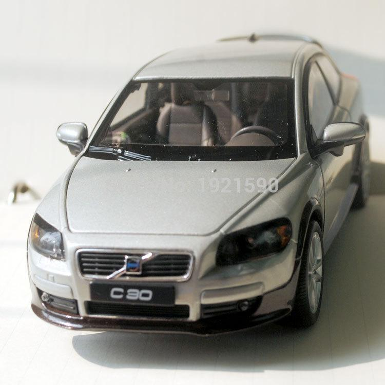 2017 welly 124 scale car model toys sweden volvo c30 diecast metal car model toy new in box for giftkidscollection from dukekwan 1085 dhgatecom