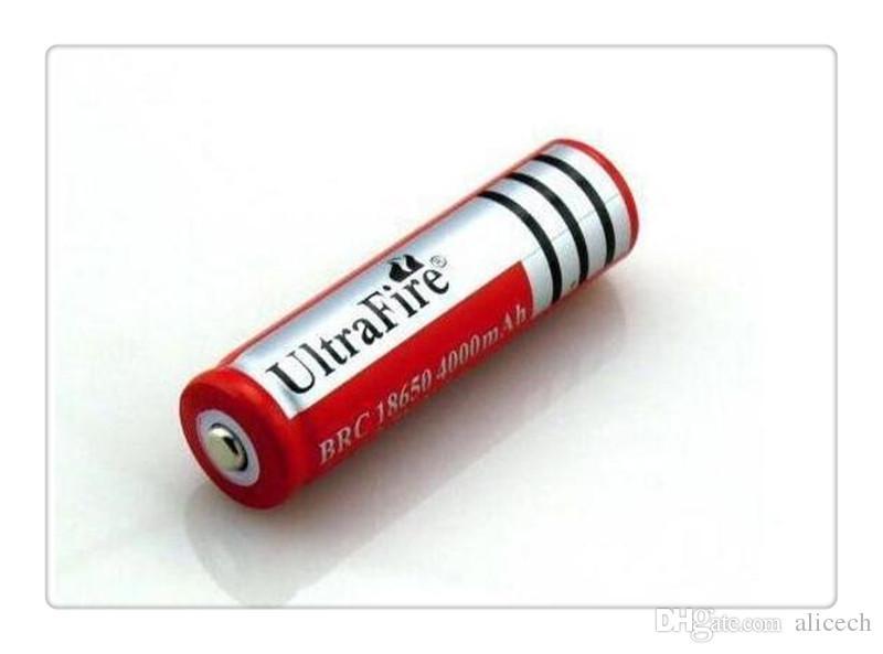 New Version 18650 4200mah Rechargeable Lithium Li-ion Battery for Electronic Cigarette LED Camera Laser Flashlight e-cig