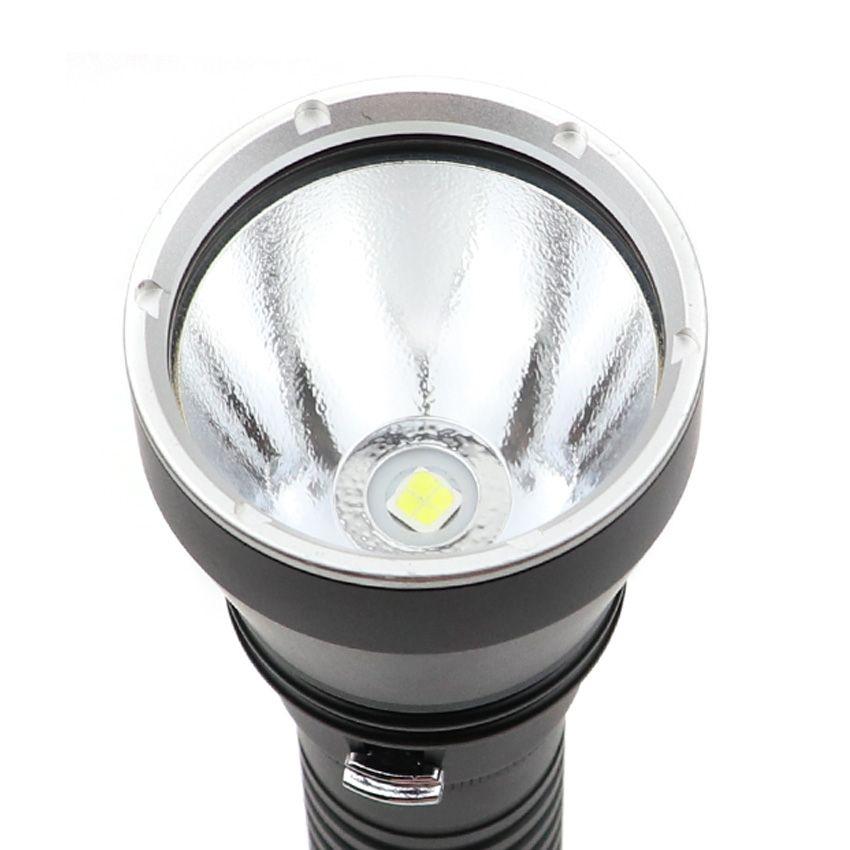 New LED Diving Flashlight CREE XHP70 Underwater 100 Meters 3500 lumens Waterproof Scuba Torch 26650 18650 diving light lamp