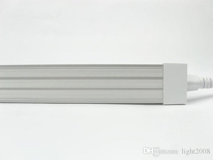 Wholesale integrierte 1,2 m 4 ft 22 w led T8 Rohr Städte SMD2835 96 Leds High Helles Licht 2100 lm 85-265 - V Leuchtstofflampen