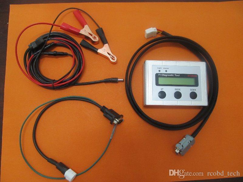 Motocicleta scanners de diagnóstico de reparação de diagnóstico de moto para yamaha motocicleta ferramenta de verificação de diagnóstico melhor qualidade dhl frete grátis