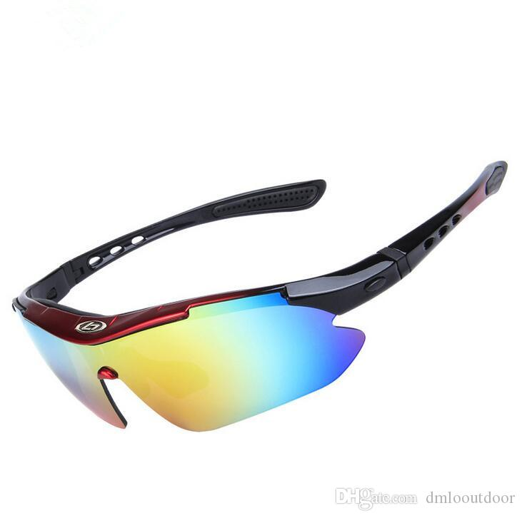 560206fe9f5a Fashion Cycling Glasses Outdoor Sports Sunglasses Cycling Sunglasses ...