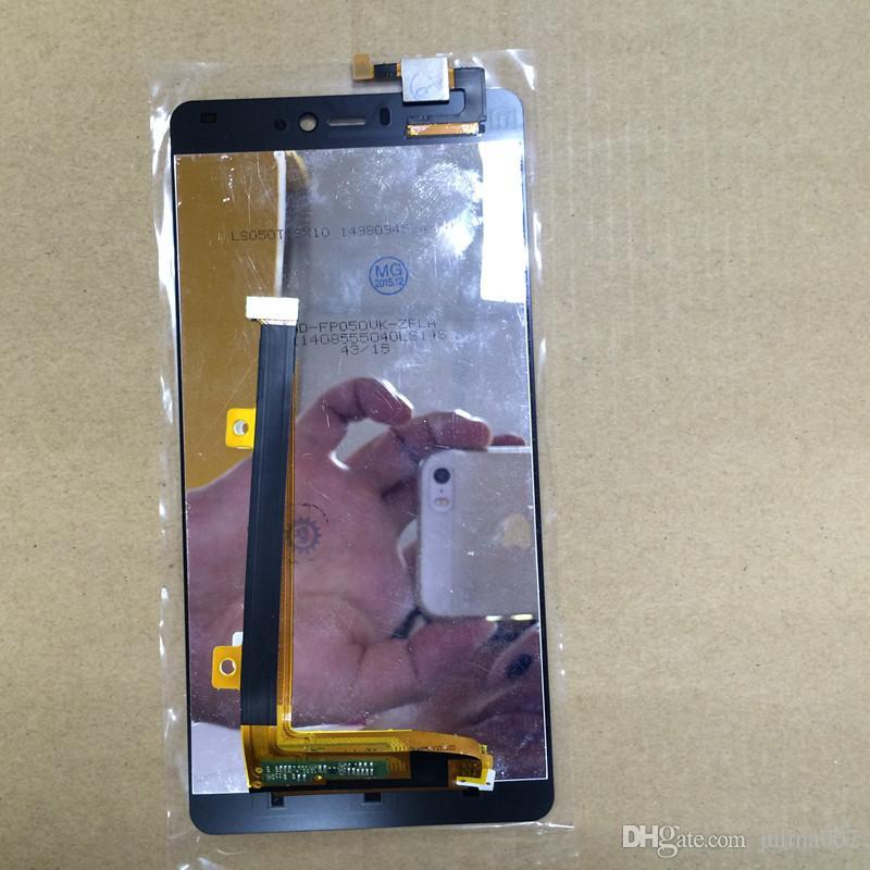 5 0 inch Black For Xiaomi Mi 4i mi4i Full LCD display touch screen  digitizer assemblyFree Shipping