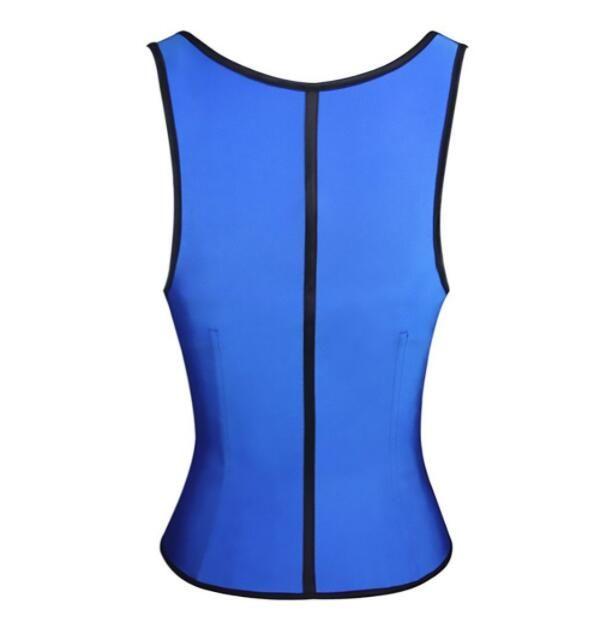 Camisole Top Steel Bone Fitness Vest Plus Size Corset Women Shoulder Strap Waist Trainer Underbust Corset Waist Trainer Vest