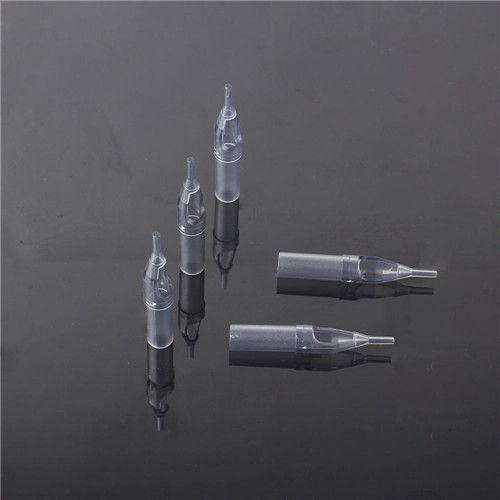 YILONG 3RT Jetable Gris Buse Conseils Buse En Plastique Pour Machines De Tatouage Livraison Gratuite