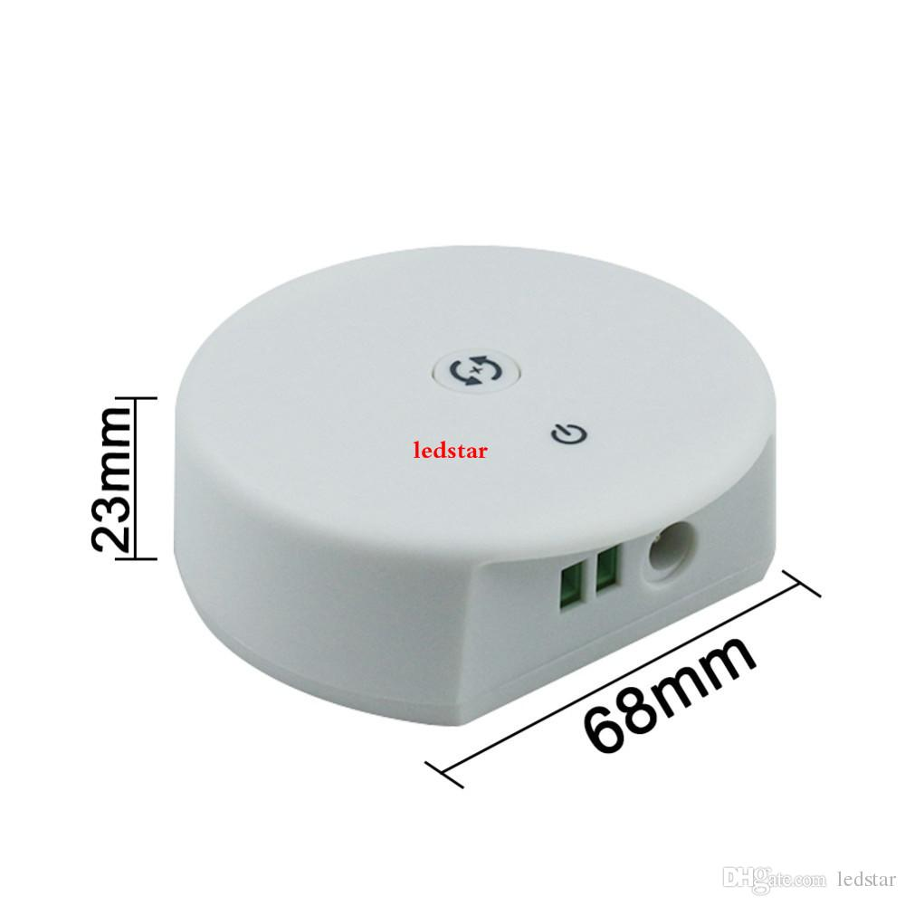 UFO Bluetooth DC12-24V 4A * 4CH RGBW or RGB LED Controller music mode,Timing function,group control,16million colors