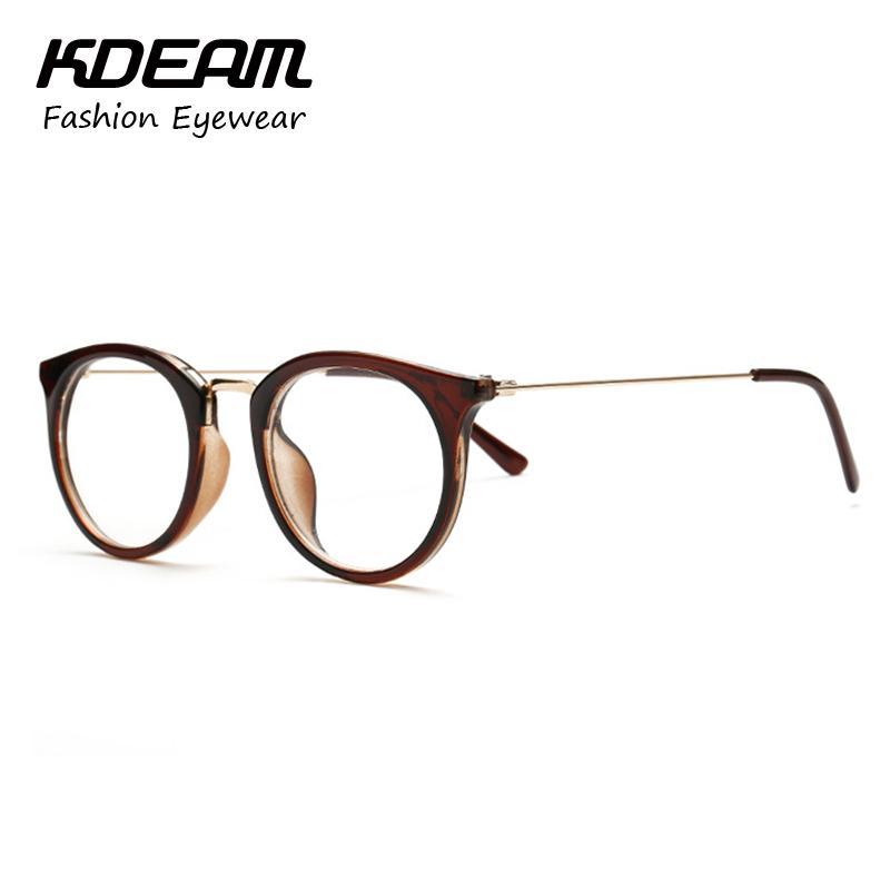 a0431a6b6f4 Wholesale- High-end Quality Spectacles Kdeam For Women Light Design Glasses  Frames Computer Eyeglasses Lunette De Vue Oculos KD1590X Frame Stand  Spectacles ...