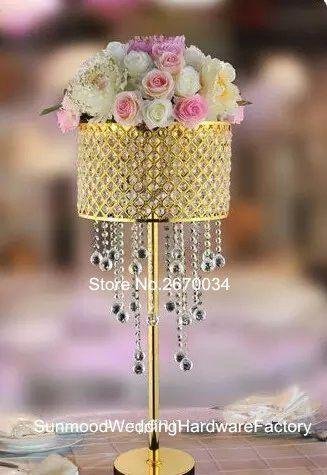 حار كامل خلفية زفاف أنيقة حامل / عرس mandap عمود الديكور / mandap الكريستال