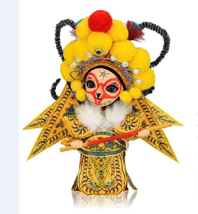 Q versione di adorabile baby doll presenta piccoli ornamenti regalo Facebook Regali di Pechino troppo Monkey King Sun Walker