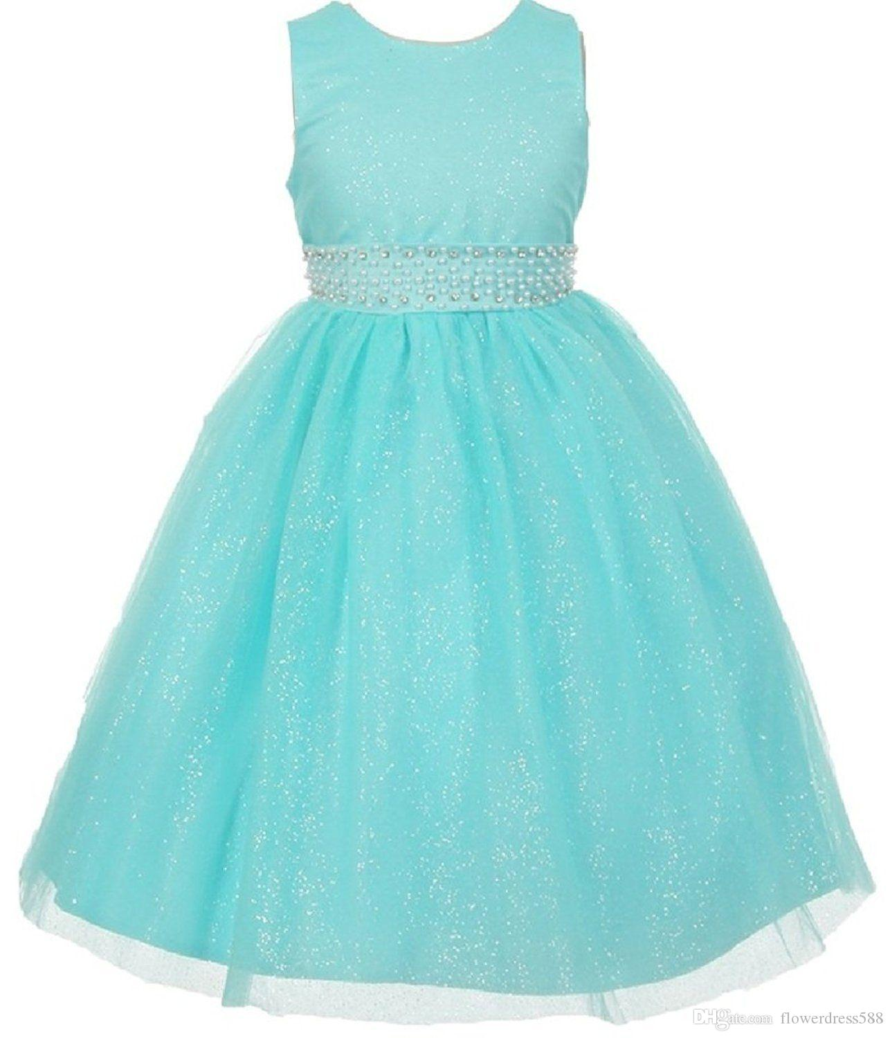 Big girls shiny glitter sparkle waist belt flowers girls dresses big girls shiny glitter sparkle waist belt flowers girls dresses aqua size 10 girl bridesmaid dresses girl dresses for special occasions from flowerdress588 ombrellifo Choice Image