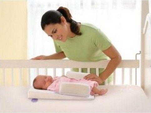 جودة عالية الجملة الطفل الرضيع وسادة النوم الثابتة ميضعة نظام منع رئيس شقة في نهاية المطاف تنفيس الشحن المجاني