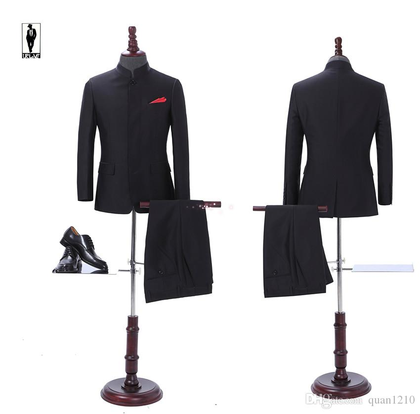 Ur 01 Chinese Style Traditional Bussiness Fashion In Stock Costume ...