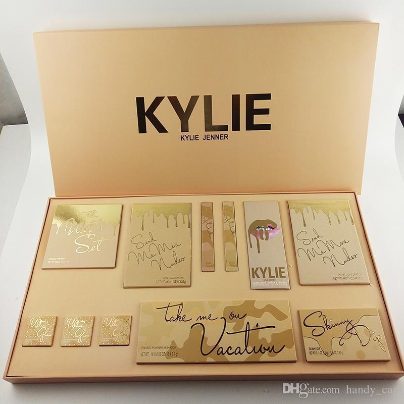 Kylie Makeup Gift Bag Liquid Lipstick Box Take Me Love On