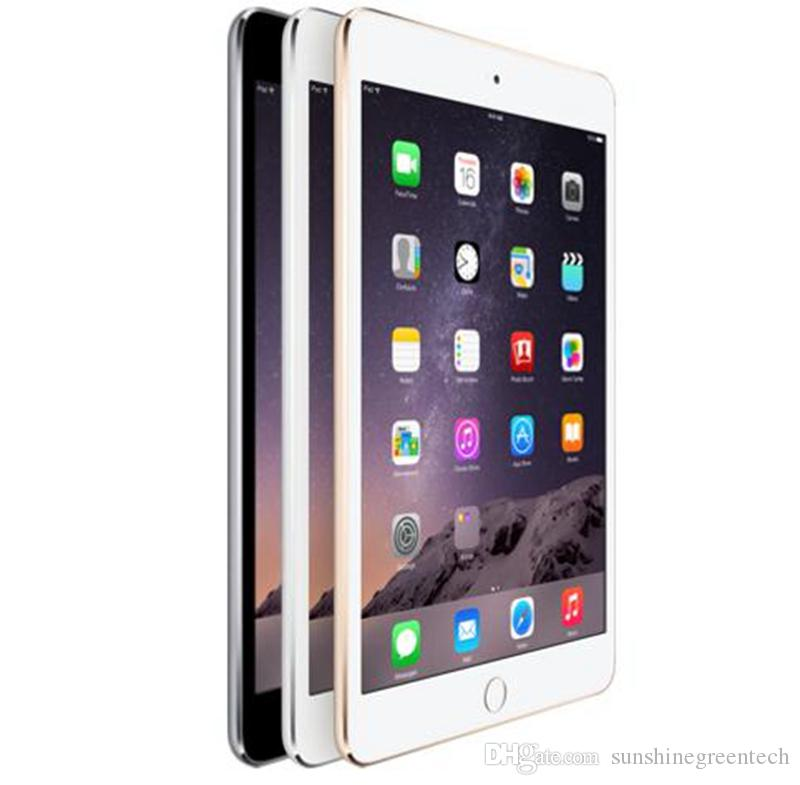 Refurbished IPad Mini 3 16GB 64GB Wifi Original IOS Tablet