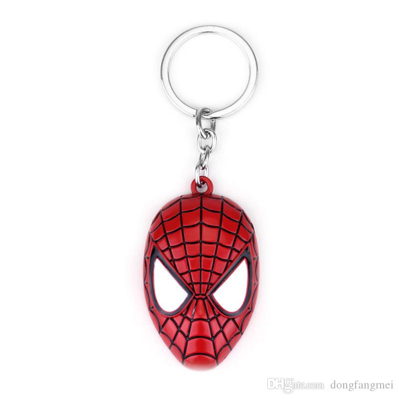 Hot sale Mask key chain accessories pendant auto parts small gift hot KR285 Keychains a