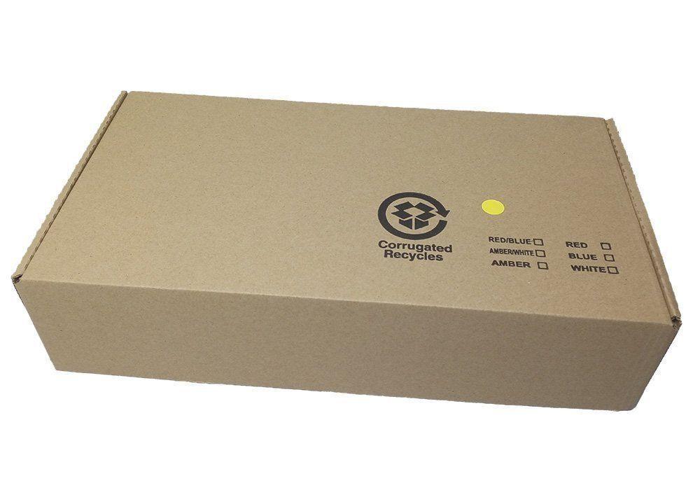 240 LED Gelb Bernstein Fahrzeug Top Dach Emergency Warnung Flash Strobe Light Bar Kostenloser versand