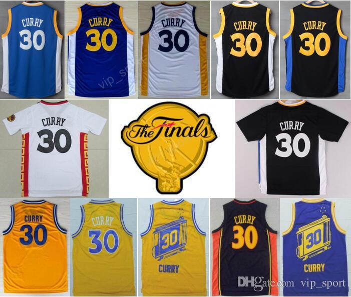 d5398b1c ... 2017 Throwback 30 Stephen Curry 2017 Final Patch Basketball Jerseys  Chinese College Stephen Curry Jersey Davidson ...
