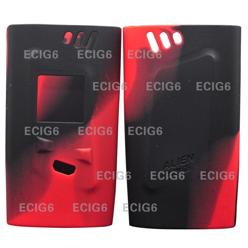 Smok alien 220 w TC E çiğ Elektronik sigara için Silikon Kılıf Cilt Kapak Çanta Cep Kılıfı Aksesuarları Kutusu
