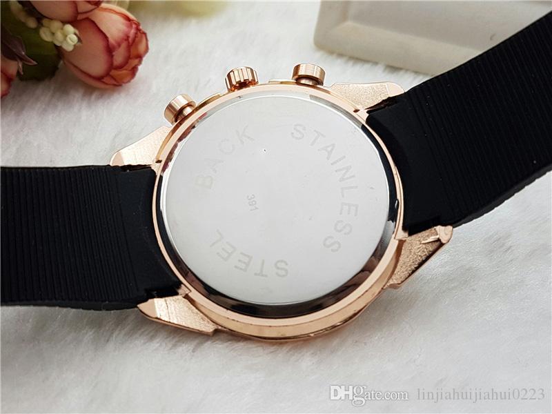 2017 Nueva Marca A Hombres Reloj Fecha Día Cristal de zafiro Azul Mecánica Automática Reloj de Moda Relojes para hombre envío gratis