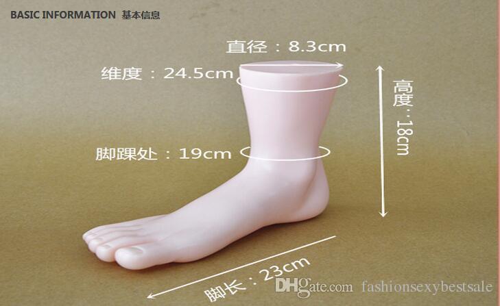 Бесплатная доставка, 2шт ног манекен новое прибытие 2 цвета глянцевые женские манекены для ног для женщин для отображения носок, одна пара ног, M00542