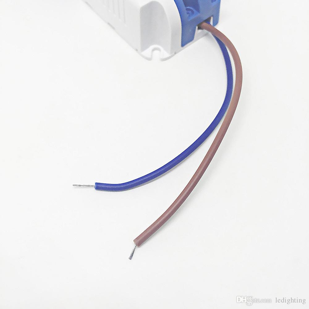 Diodo emissor de luz que escurece o uso da fonte de alimentação do transformador 4W do motorista para o plástico / package da luz de painel