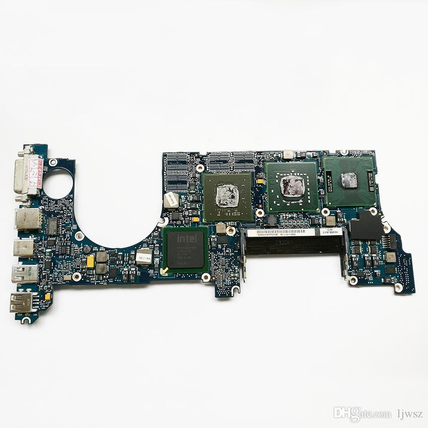 uk availability fbf4b 4b5c9 Logic board MotherBoard For Macbook Pro 15 A1260 820-2249-A 661-4960  MB133LL/A 2.4GHz T8300 CPU Early 2008