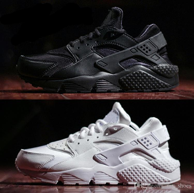 watch f38ab 3fed5 2019 2016 Air Huarache Running Shoes Huraches Running Trainers For Men    Women Outdoors Shoes Huaraches Sneakers From My shoes,  83.16   DHgate.Com
