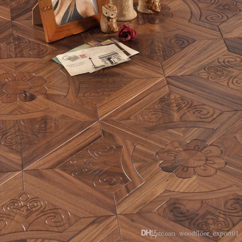 Walnut Laminate Floor Flooring Tool Hardwood Cleaning Flooring Tool