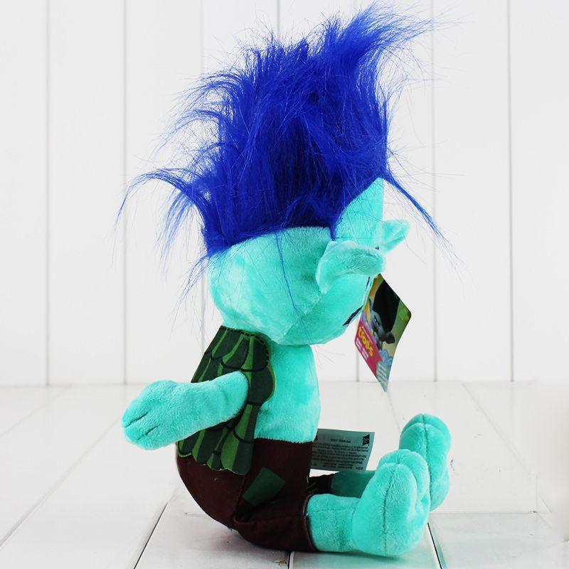 40cm Movie Trolls Poppy Branch Plush Toy Soft Plush Stuffed Doll for kids Christams gift EMS