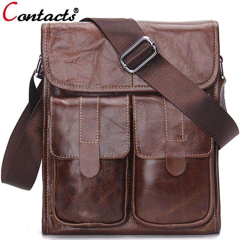 bfcc0b08d086 Designer handbags Men s 14 inch laptop bag pu leather messenger bags m –  LyLyStore