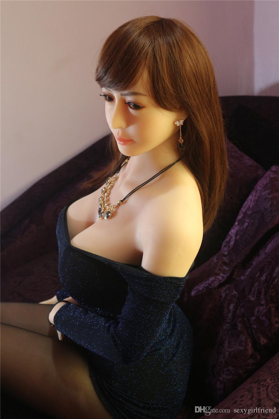 2016 NEW 158cm Top quality janpanse real doll, full size silicone sex doll love doll, oral vagina pussy anal adult doll