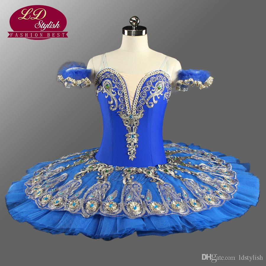 2019 raymonda professional ballet tutus blue princess florina classical pancake tutu costumes adult professional ballet tutu blue ld0075 from ldstylish