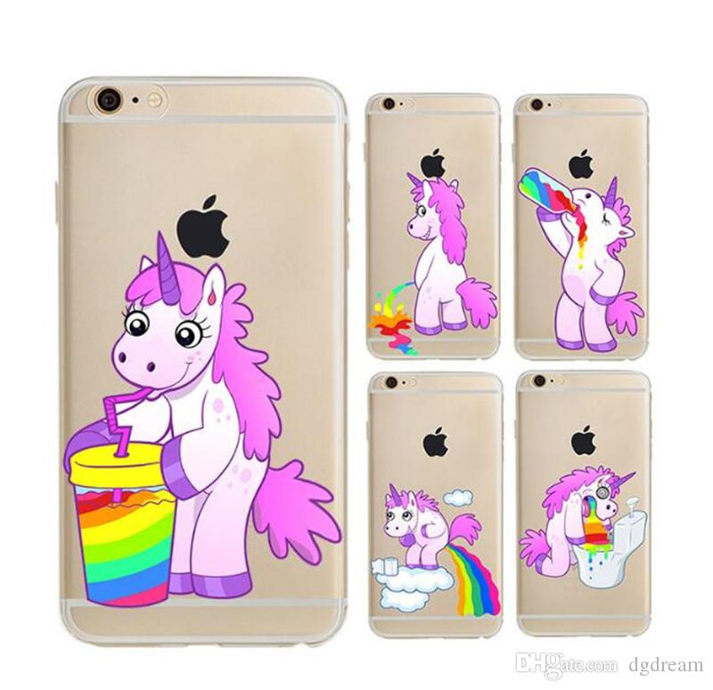 custodia samsung s4 a forma di unicorno