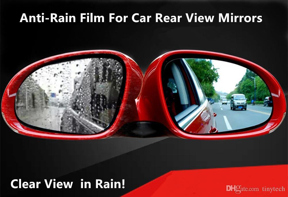 2019 2017 New Rain X Anti Fog Anti Rain Film For Automotiv Rear View