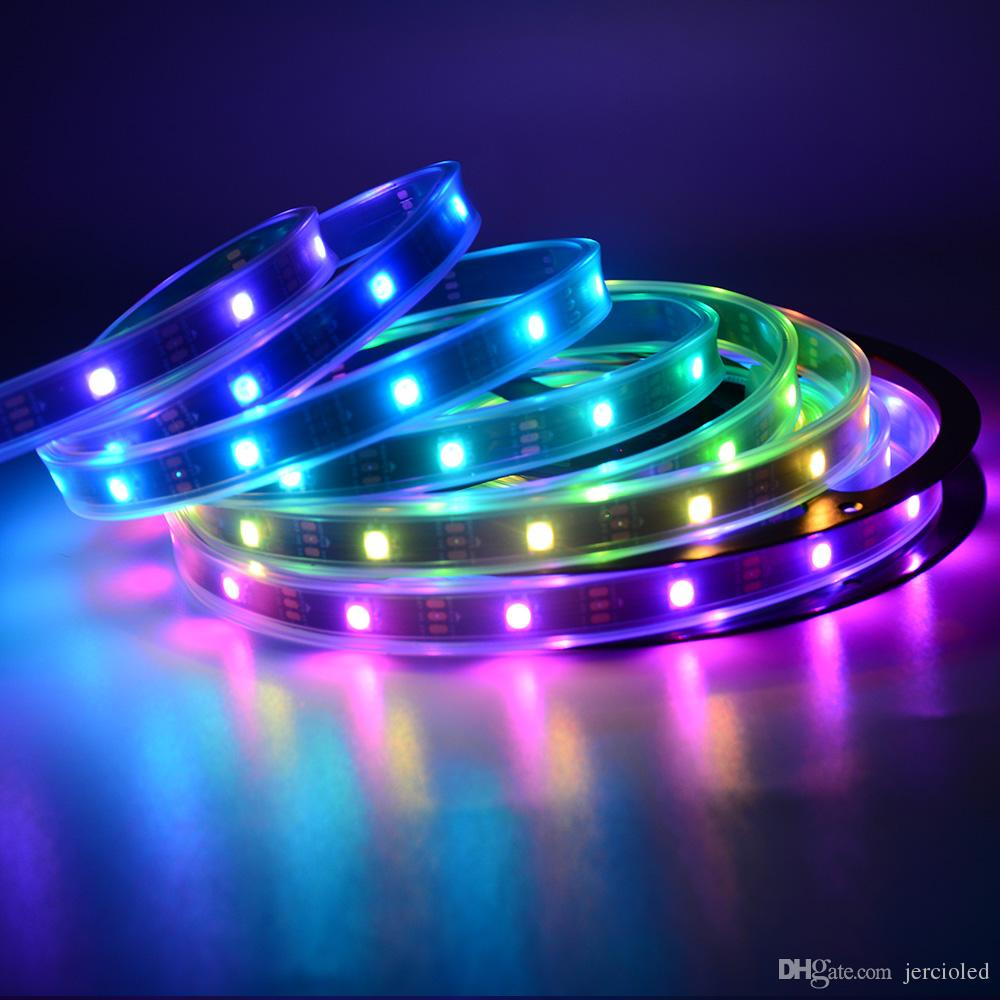 Jercio rope light 33ft 60leds 5050 rgb strip sk6812 rgb led similar jercio rope light 33ft 60leds 5050 rgb strip sk6812 rgb led similar with ws2812b flexible led strip dc 5v led ring home decorate ip65 led strip lighting aloadofball Images