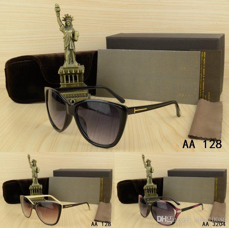 Compre Marca De Design Homens Mulher Óculos De Sol Com Caixa De Caixa De  Origianal Senhora Mens Óculos Clássico Óculos Quadrados Menina Viagem Uv400  Gafas ... 835ded6103