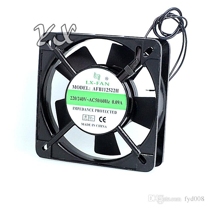 high quality The new control panel dedicated axial fan AFB112522H 220V IPC enclosures fan 60*60*25mm