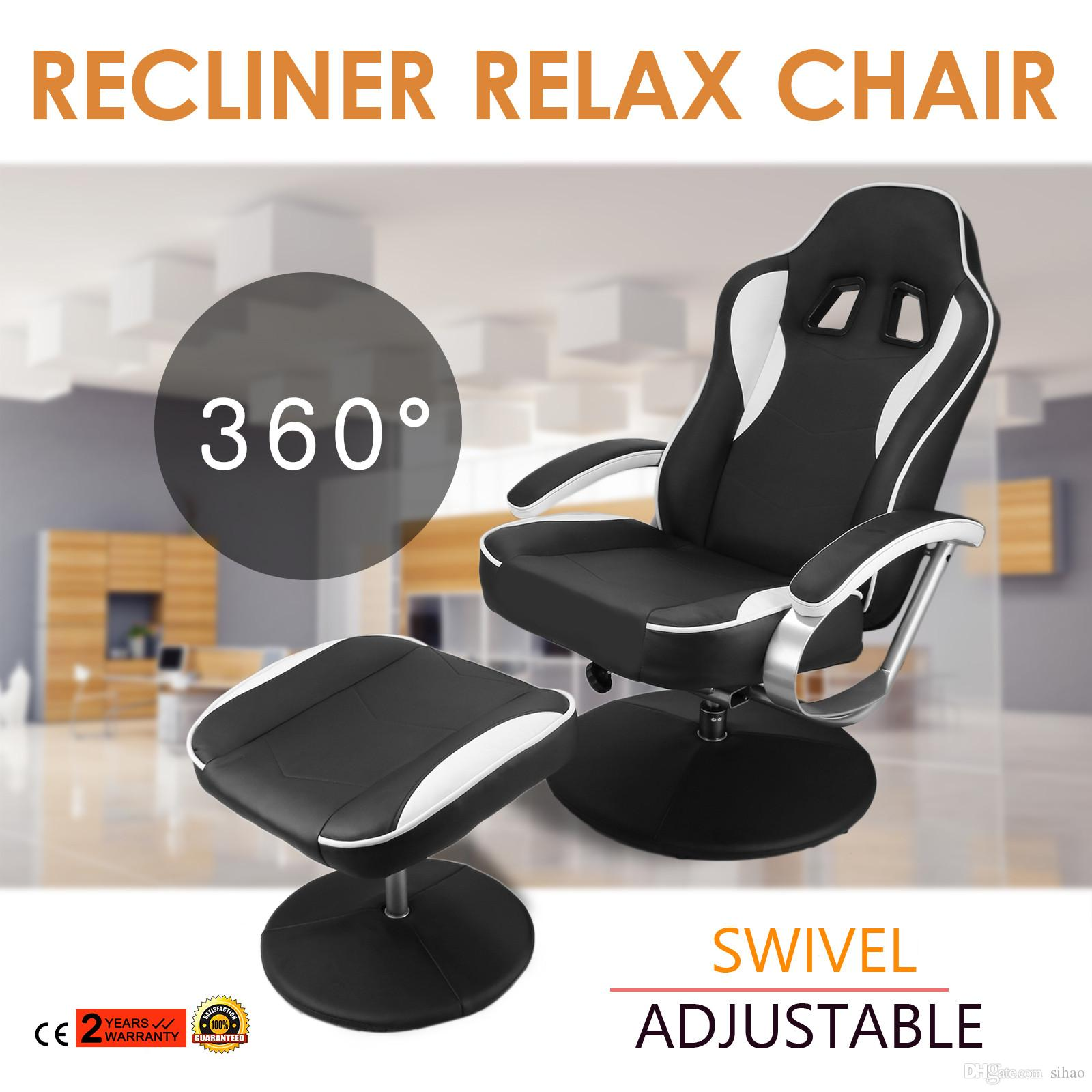 rocker for movable with intended swivel and ottoman side recliner leather table bonded