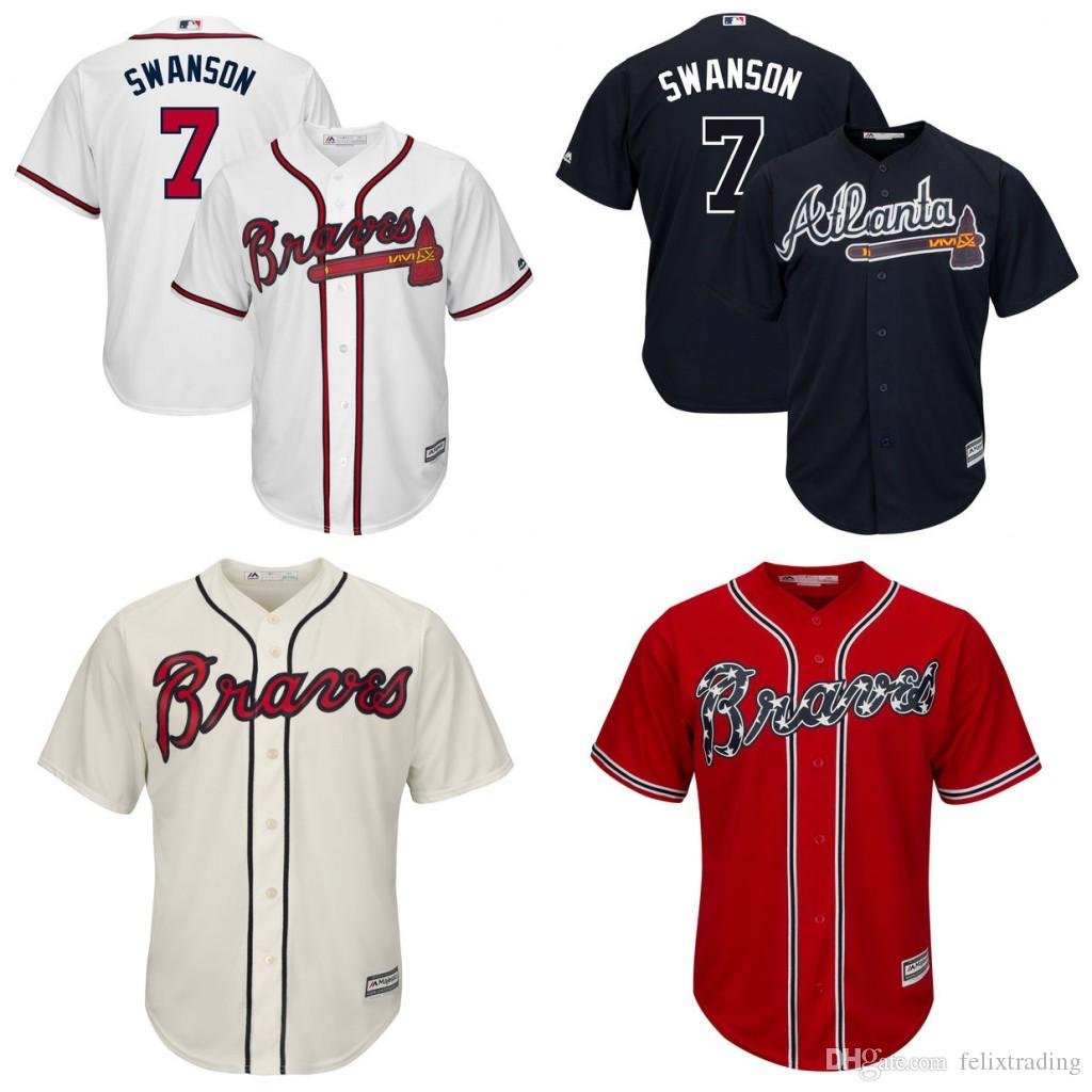 aac645d21 ... atlanta braves white jersey ...